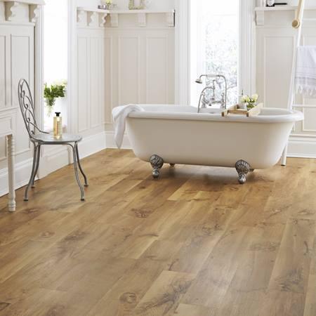 luxury vinyl - versatile wood flooring
