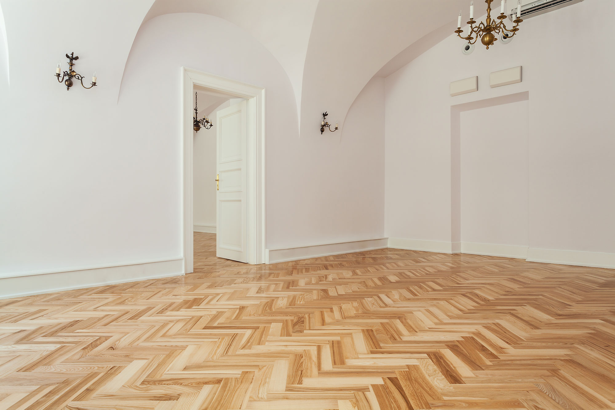 Versatile wood flooring supply and fit specialists of for Parquet hardwood flooring