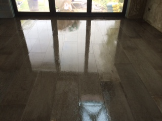concreate concrete polished floor