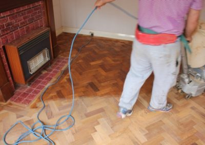 Merbau wooden flooring cleaning
