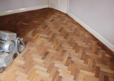 Merbau wooden flooring varnish