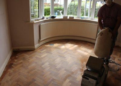 Merbau wooden flooring