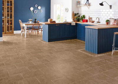 Sable Kitchen Wooden Floor