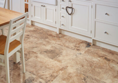 Caldera Kitchen Wooden Floor