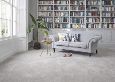 Stain Free Grande Ermine Abingdon Carpet